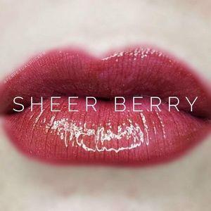 SHEER BERRY LIPSENSE